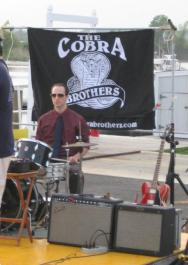 The Dockside with the Cobra Brothers