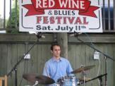 The Tuckerton Red Wine and Blues Festival with the Cobra Brothers