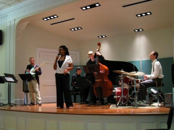 Schare Recital Hall, Rutgers