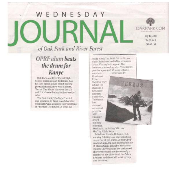 Wednesday Journal
