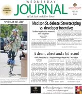 Wednesday Journal Cover